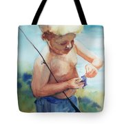 Easy Does It Now Tote Bag