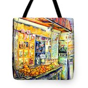 Eat Tote Bag