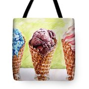 Eat It Before It Melts Tote Bag