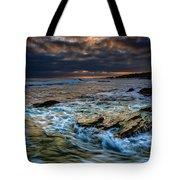 Ebb And Flow II Tote Bag