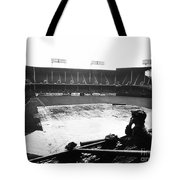 Ebbets Field, C1950 Tote Bag