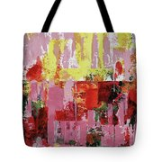 Coneflowers And Sun Tote Bag