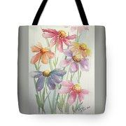 Echinacea Cheyenne Spirit Tote Bag