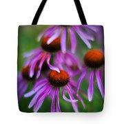 Echinacea Crowd Tote Bag