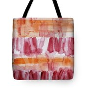Coneflowers Particles Tote Bag