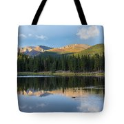 Echo Lake 6 Tote Bag