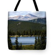 Echo Lake Colorado Tote Bag