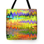 Echocardiogram Tote Bag