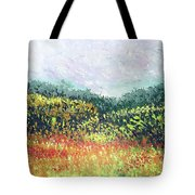 Echoes From Paradise Tote Bag