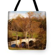 Echoes Of Courage Tote Bag