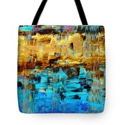 Echos Of Silence Tote Bag