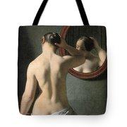 Eckersberg: Nude, C1837 Tote Bag