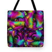Eclectic Tote Bag