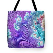 Eclectic Ripples Tote Bag