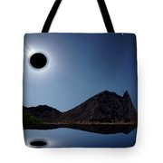 Eclips Of A Kind Tote Bag