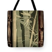 Eclipse Bamboo With Frame Tote Bag