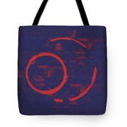 Eclipse Tote Bag by Julie Niemela