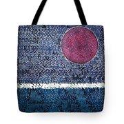 Eclipse Original Painting Tote Bag