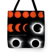 Eclipse Sequence Tote Bag