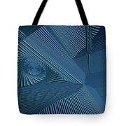 Ecnedifnoc Tote Bag