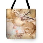 Eco Print 013d Tote Bag