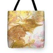 Eco Print 12d Tote Bag