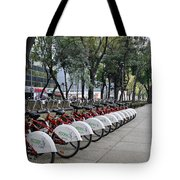 Ecobici Tote Bag