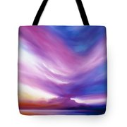 Ecstacy Tote Bag by James Christopher Hill