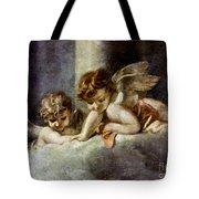 Ecstacy Of Saint Theresa Tote Bag