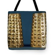 Ecuador: Gold Cuffs Tote Bag