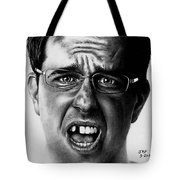 Ed Helms  Tote Bag