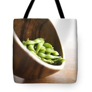 Edamame Tote Bag by Kicka Witte - Printscapes