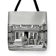Edcouch Texas Gas Station 1939 Tote Bag