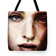 Eddie's Wounds Tote Bag