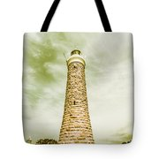 Eddystone Point Lighthouse Tote Bag