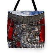 Edelbrock Hot Rod Engine Tote Bag
