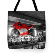 Eden Of The Xy-chromosome  Tote Bag by Douglas Barnard