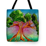 Eden's Tree Tote Bag