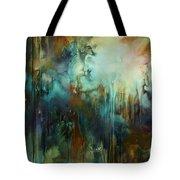 'edge Of Dreams' Tote Bag