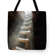 Edge Of The Cedars  Kiva Tote Bag