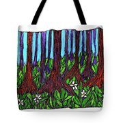 Edge Of The Swamp Tote Bag