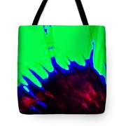 Edge Of Time And Space Tote Bag