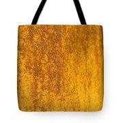 Edge To Edge Rust Tote Bag