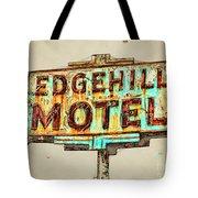 Edgehill Sketched Tote Bag