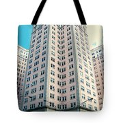 Edgewater Beach Hotel Tote Bag