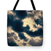 Edgewater Skies Tote Bag