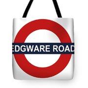 Edgware Road Tote Bag