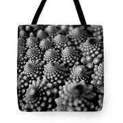 Edible Pearls Black And White Tote Bag