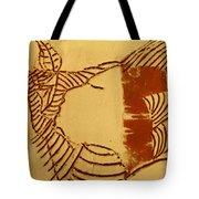 Edify - Tile Tote Bag