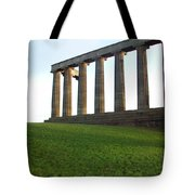 Edinburgh - Caption Hill Tote Bag